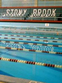 Stony Brook NY Stony Brook University Swimming Pool