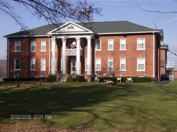 Elkins, WV : West Virginia Childrens' Home.. in operation ...