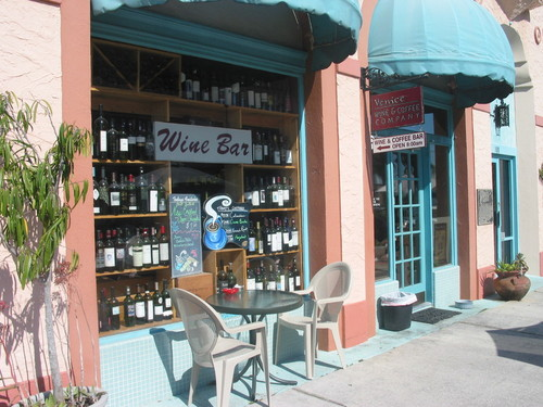 Venice FL Venice Corner Coffee Shop Photo Picture