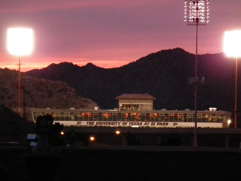 El Paso TX University Of Texas At El Paso Photo