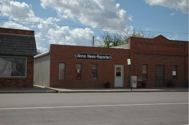 Akron CO Akron News Photo Picture Image Colorado At