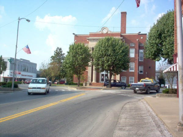 Leitchfield, KY : courthouse Leitchfield KY