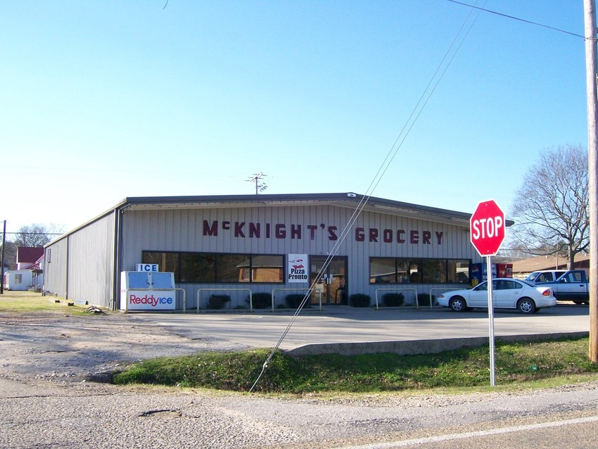 Delight AR McKnights Grocery Photo Picture Image