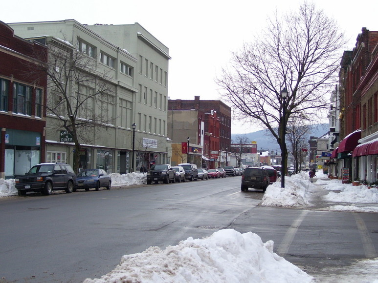 Herkimer NY Herkimer December 19 2007 Photo Picture