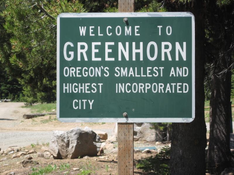 Image result for Greenhorn, Oregon