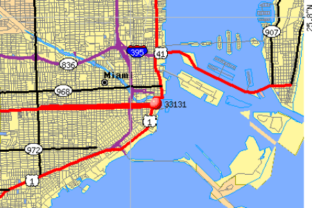miami florida zip code map » Another Maps [Get Maps on HD]   Full HD ...