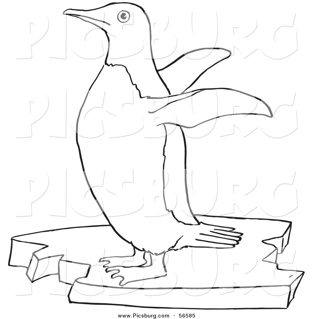 Royalty Free Stock Designs Of Penguins