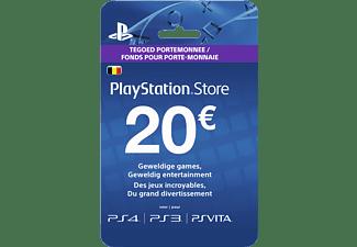 PLAYSTATION GAMES Carte Playstation Store 20 Euros