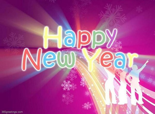 cute new year wallpapers