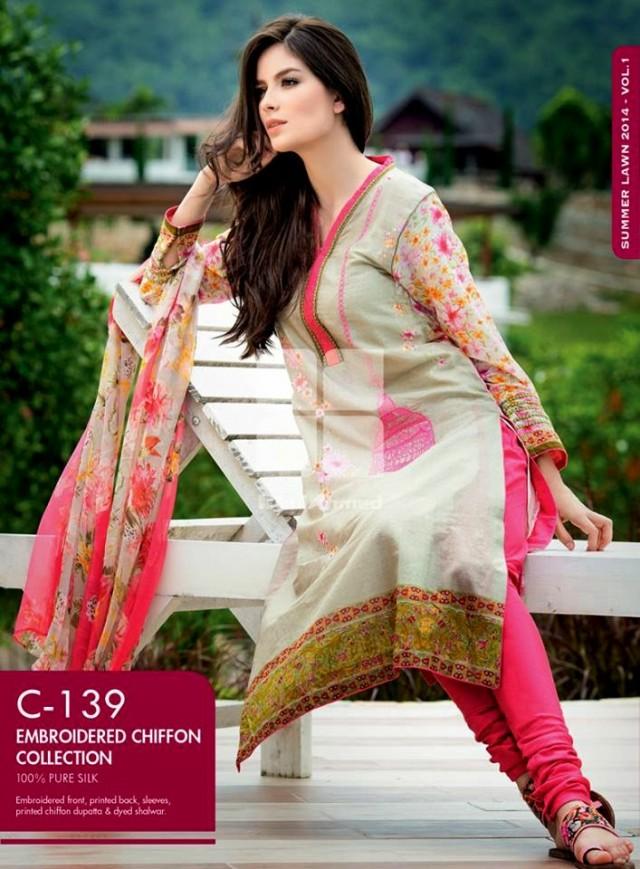 Fashion Amp Style Gul Ahmed Royal Festive Dress Collection