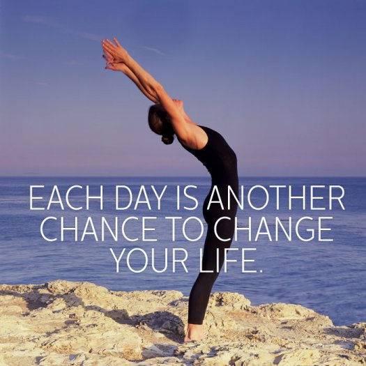 Change your life - Health and Fitness Quotes
