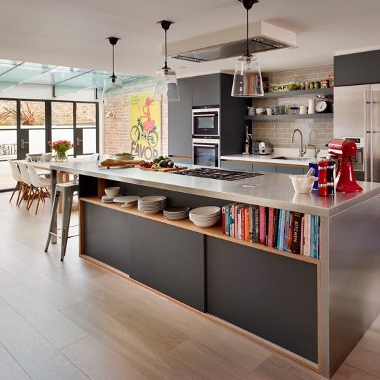 Diner Kitchen Plan Layout Open