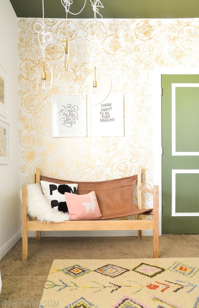 Du Vert Dans Une Chambre De Fille Picslovin