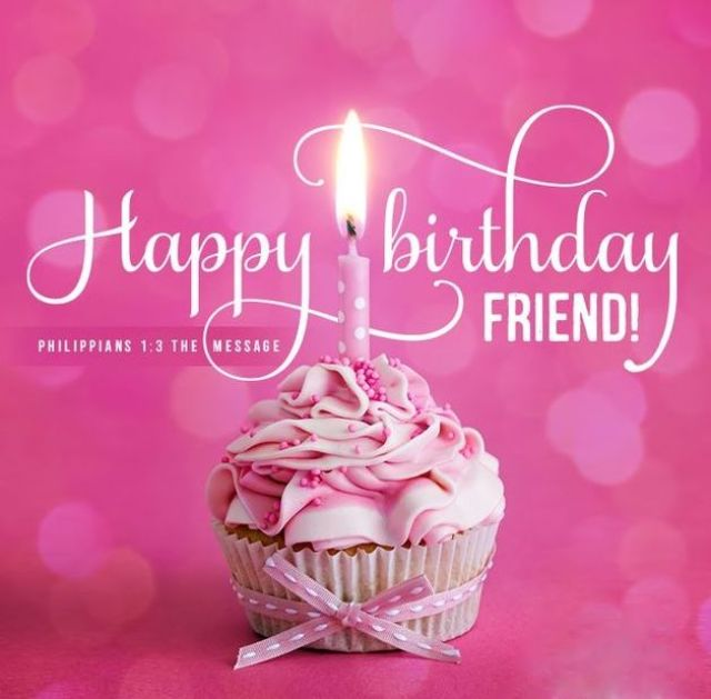 Awesome Best Friend Birthday Wishes Card Image