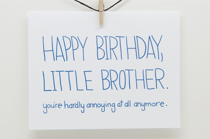 Beautiful Birthday Greeting Card For Lovely Brother