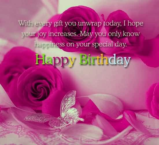 Birthday Wishes Quotes For Someone Special