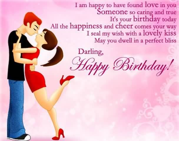 Boyfriend Birthday Message Image