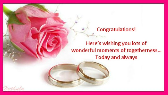 Congratulations Here's Wishing You Lots Of Wonderful Moments Greeting Picture