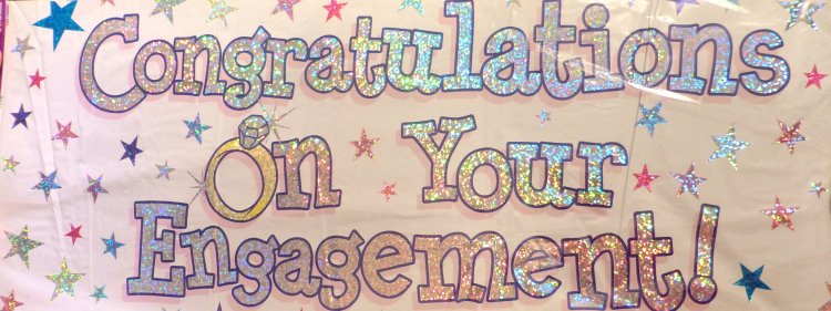 Congratulations On Your Engagement Beautiful Facebook Image