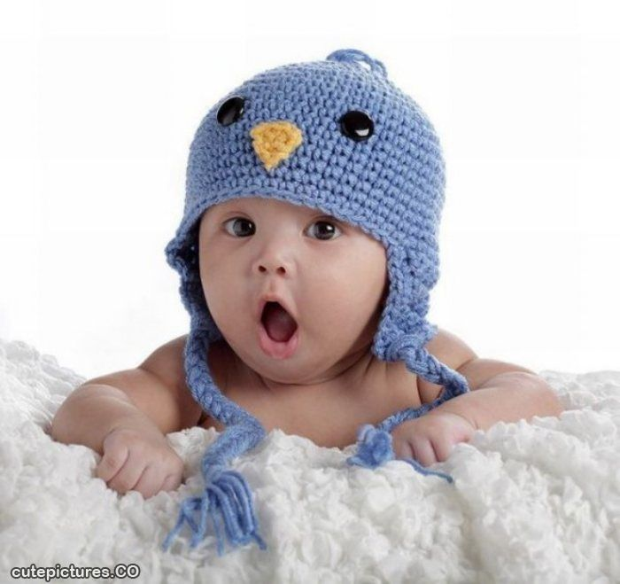 Cute Baby Reaction Face Hd Wallpaper