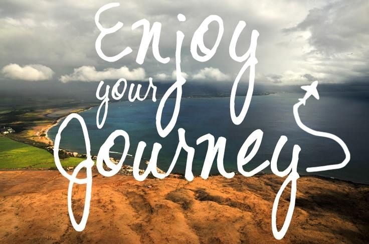 Enjoy your