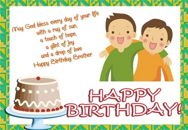 22 Fantastic Brother Birthday Wishes Meme Wallpaper Images