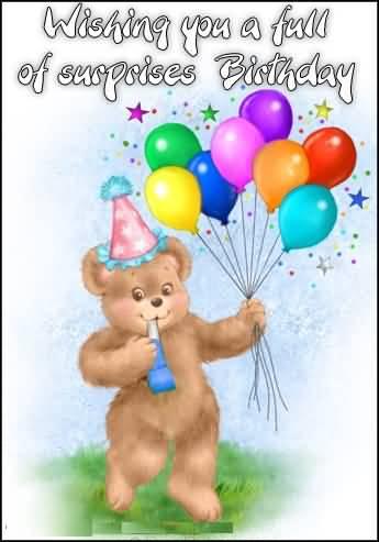 Handmade Birthday Wishes For Baby Boy