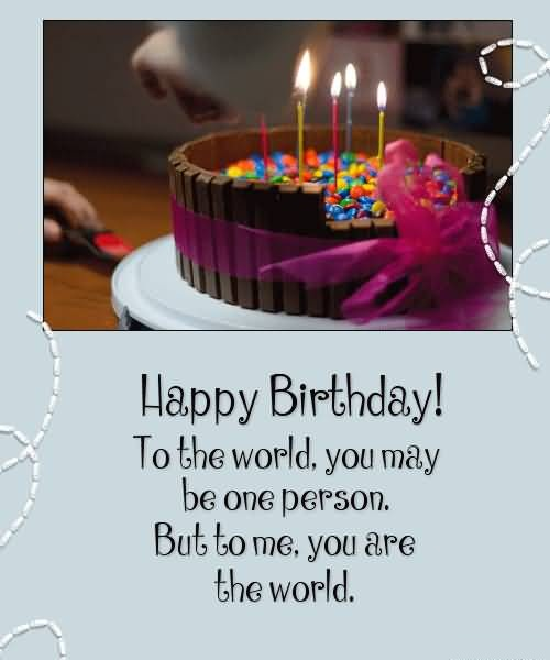 Birthday Cake Images For Special Person : 30+ Someone Special Birthday Greetings, Wishes & Sayings ...