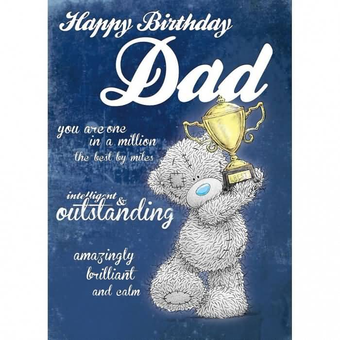 Happy Birthday Dear Father You Are The Best