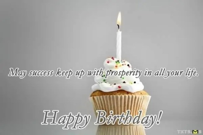 Happy Birthday Quotes For Boss Image