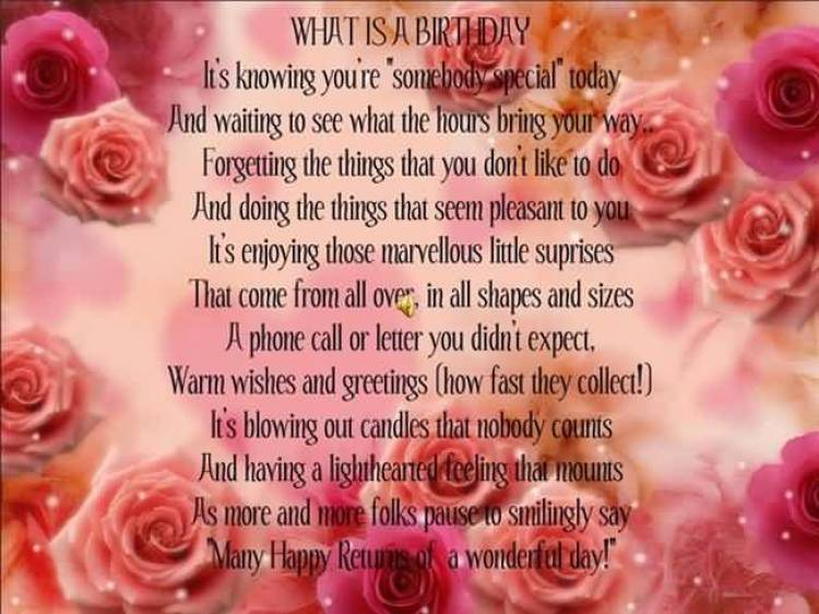Happy Birthday Song For Dear Aunt