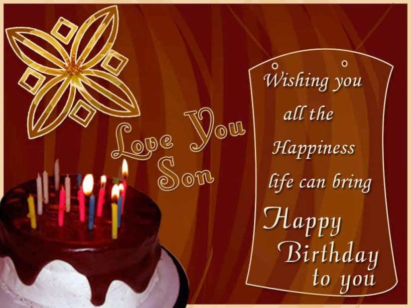 Happy Birthday To You Wishing You All The Happiness Life Can Bring