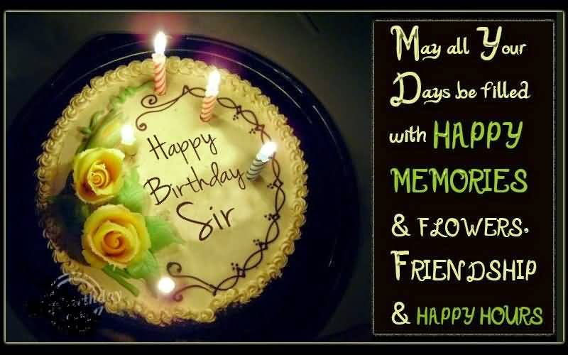45 Fabulous Happy Birthday Wishes For Boss Image Meme Wallpaper Happy Birthday Wishes For Ceo