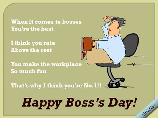 Birthday Wishes For Boss Funny ~ Wonderful boss birthday wishes sayings picture