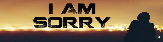I Am Sorry Facebook Cover Photo