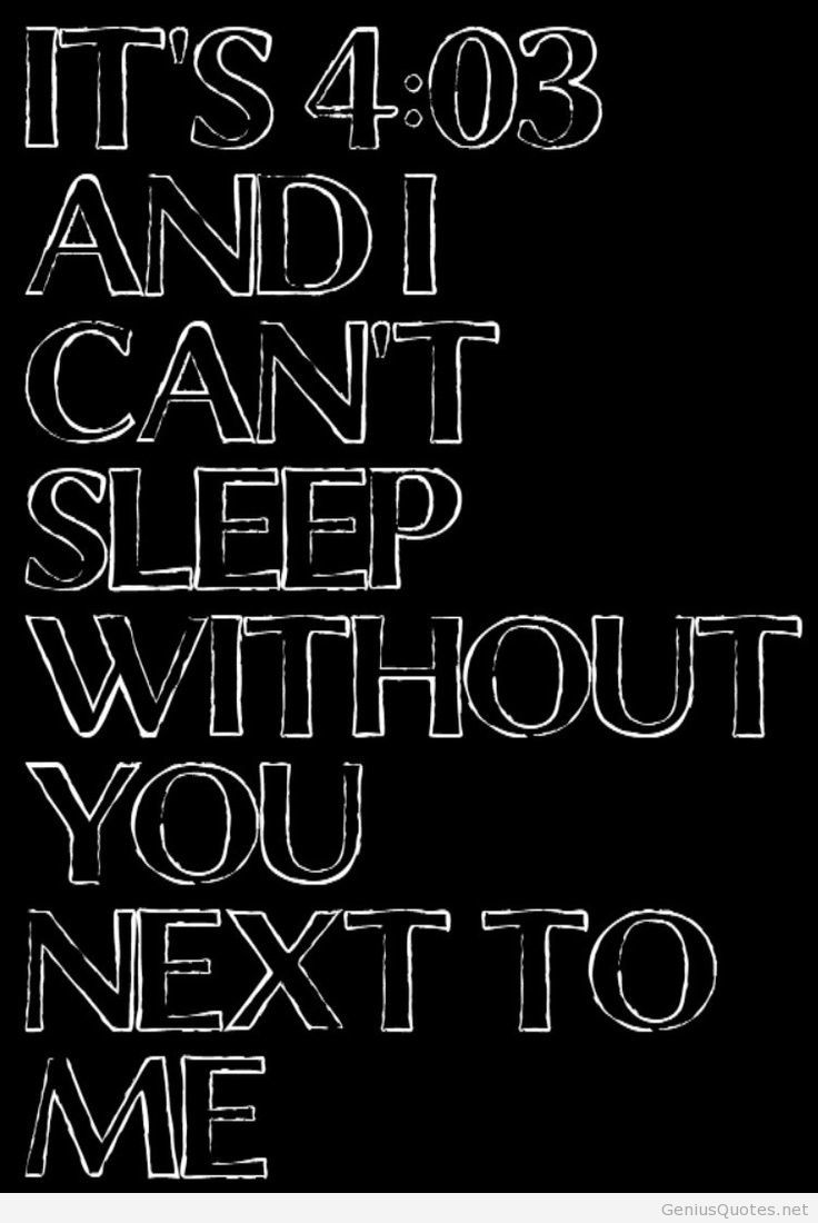 40 Famous Sleeping Quotes, Sayings, Images & Photos | PICSMINE