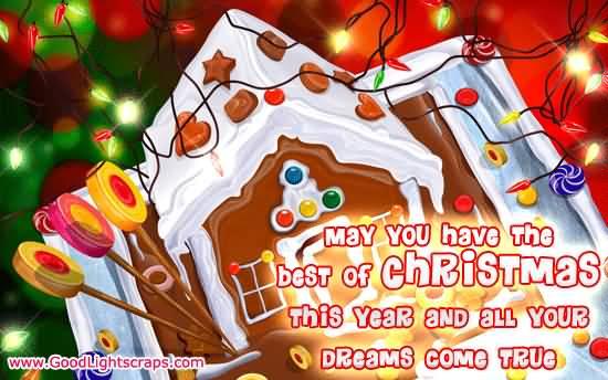 Merry Christmas Greetings Gif