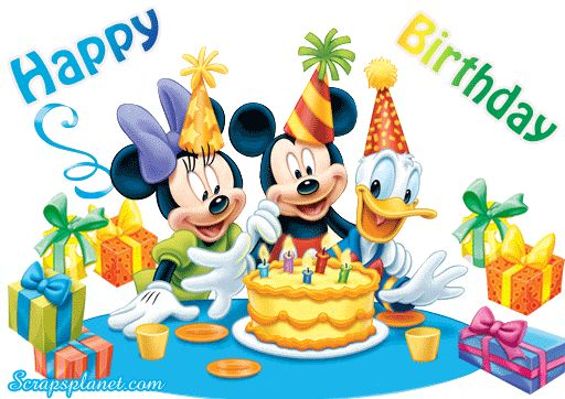 Mickey Mouse Celebration Birthday Party