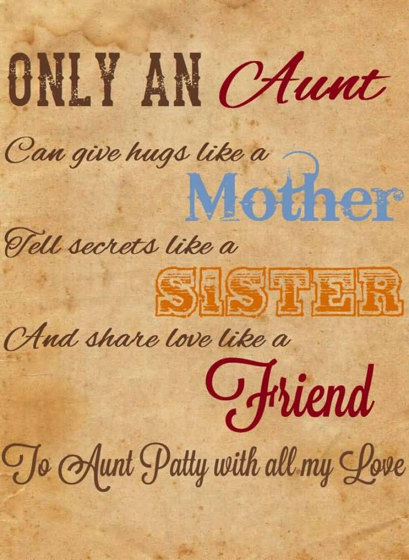Quotes For Aunt Birthday