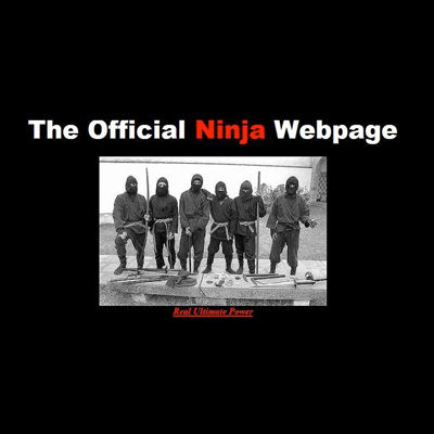 The Official Ninja Webpage Funny Ninja Memes