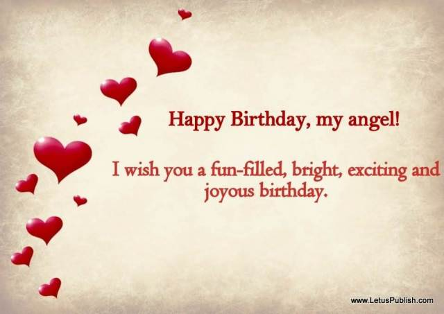 Wish You A Very Happy Birthday Greeting Card Picture