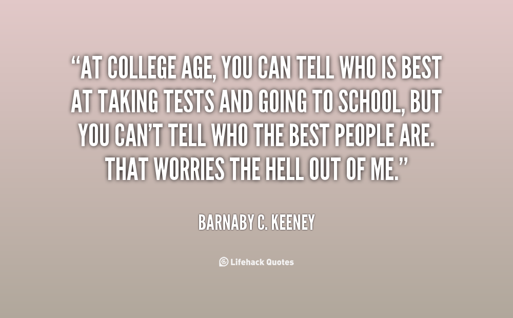 64 Best Inspirational College Quotes, Sayings & Images