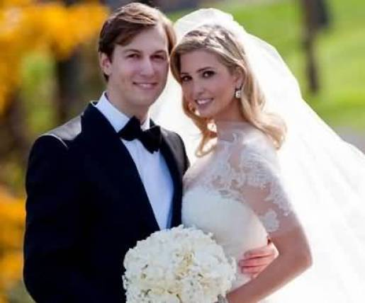 Beautiful Ivanka Trump Wedding