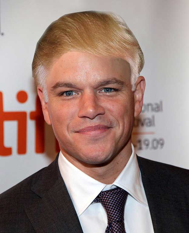Celebs With Donald Trump Hair Hd