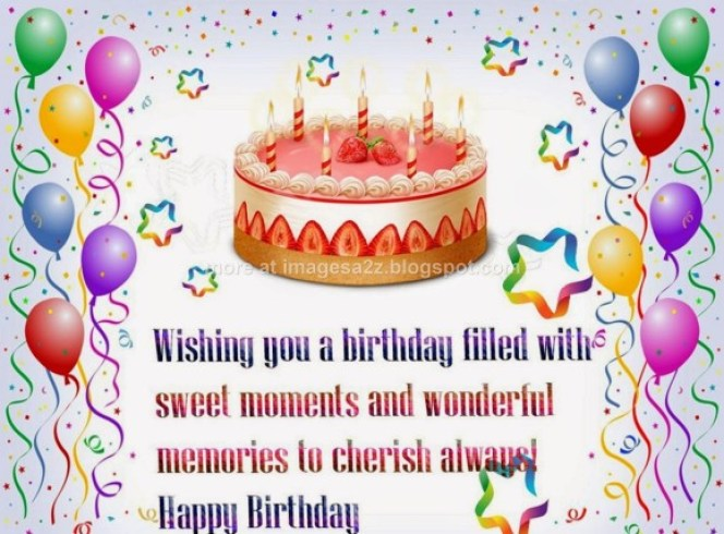 Wishing You A Birthday Filled With Sweet Moments And Wonderful Memories To Cherish Always Happy Birthday Best Friend Birthday Quotes