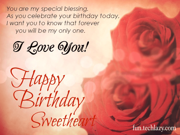 52 mesmerizing birthday love quotes sayings photos