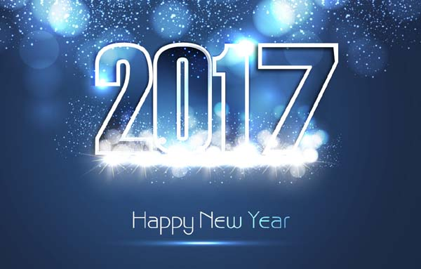 A Great Year Ahead Happy New Year 2017 Wishes Image