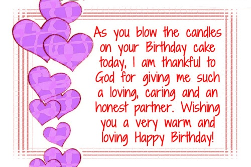 A Very Warm And Loving Happy Birthday To My Lovely Wife Birthday Quotes