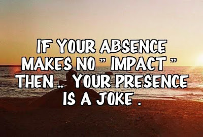 Absence Quotes Sayings 05