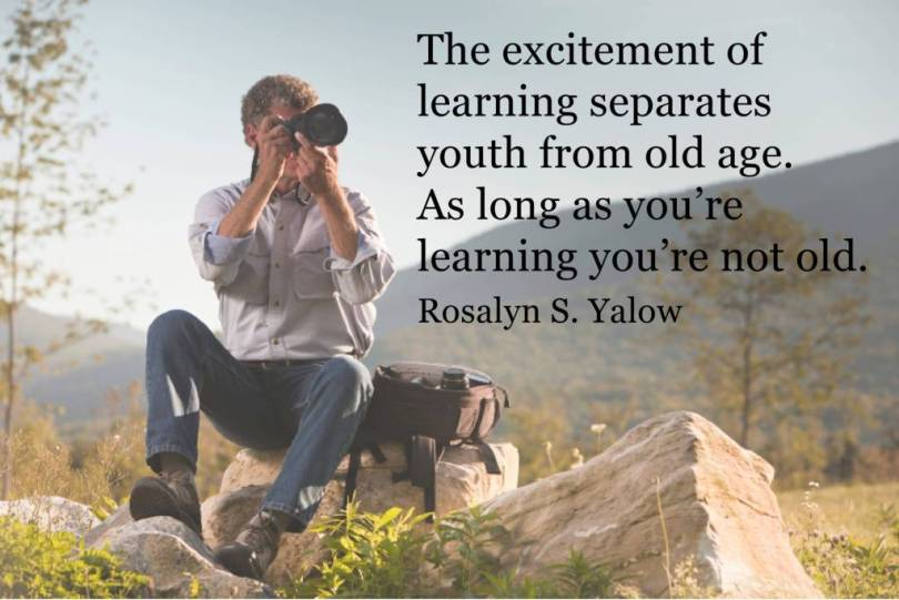 Age Quotes The Excitement Of Learning Separates Youth From Old Age